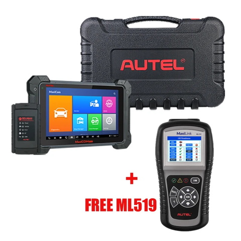 Image of Autel MaxiCOM MK908 Diagnostic Tool Upgraded Version of Autel Maxisys MS906, MS908