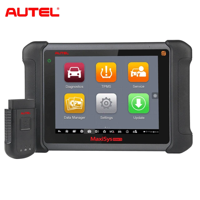 Autel MaxiSys MS906TS Diagnostic & TPMS Service Tool 2 Years Free Update