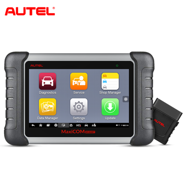Autel MaxiCOM MK808BT OBD2 Diagnostic Scan Tool Upgraded Version Of MK808 MX808 Code Reader
