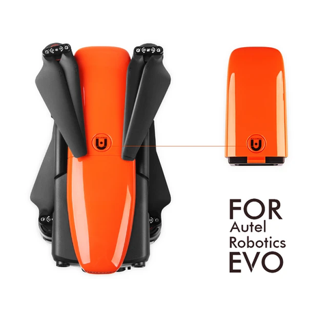 Image of Autel Robotics EVO Drone Accessories, Battery, Propellers, Charger, UV Fliter, Carry Bag