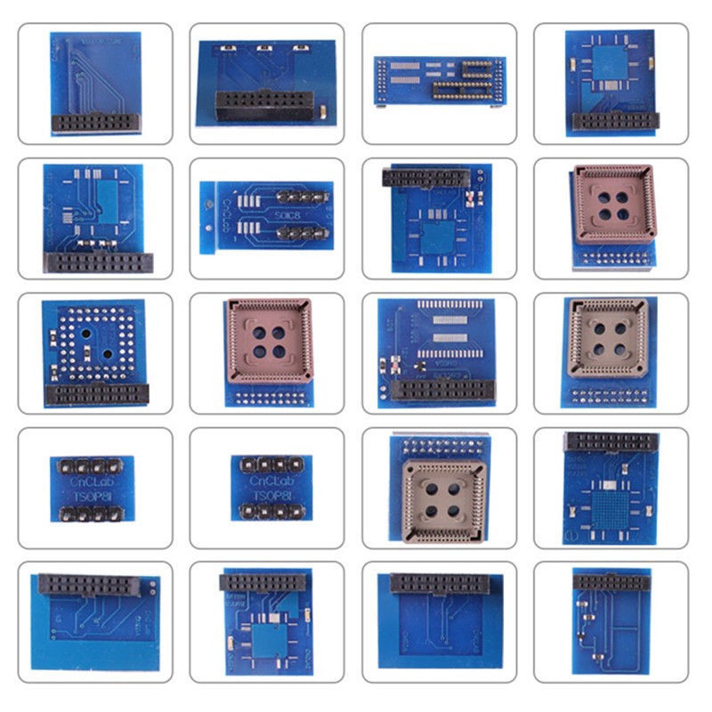 NEW Orange5 Professional Programmer Device Memory and Microcontrollers FULL SET