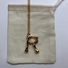 Load image into Gallery viewer, Alphabet Necklace (Various Letters Available)