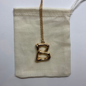 Alphabet Necklace (Various Letters Available)