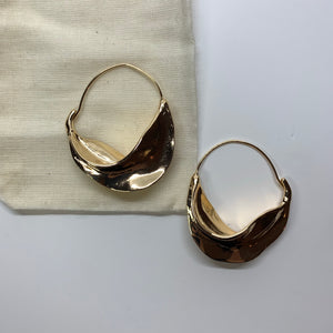 Lucy Hoop Earrings