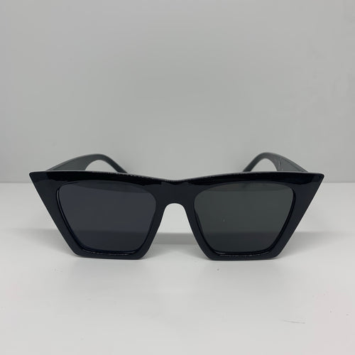 Parker Black Frame Sunglasses