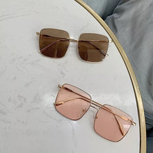 Load image into Gallery viewer, Gigi Oversize Square Sunglasses