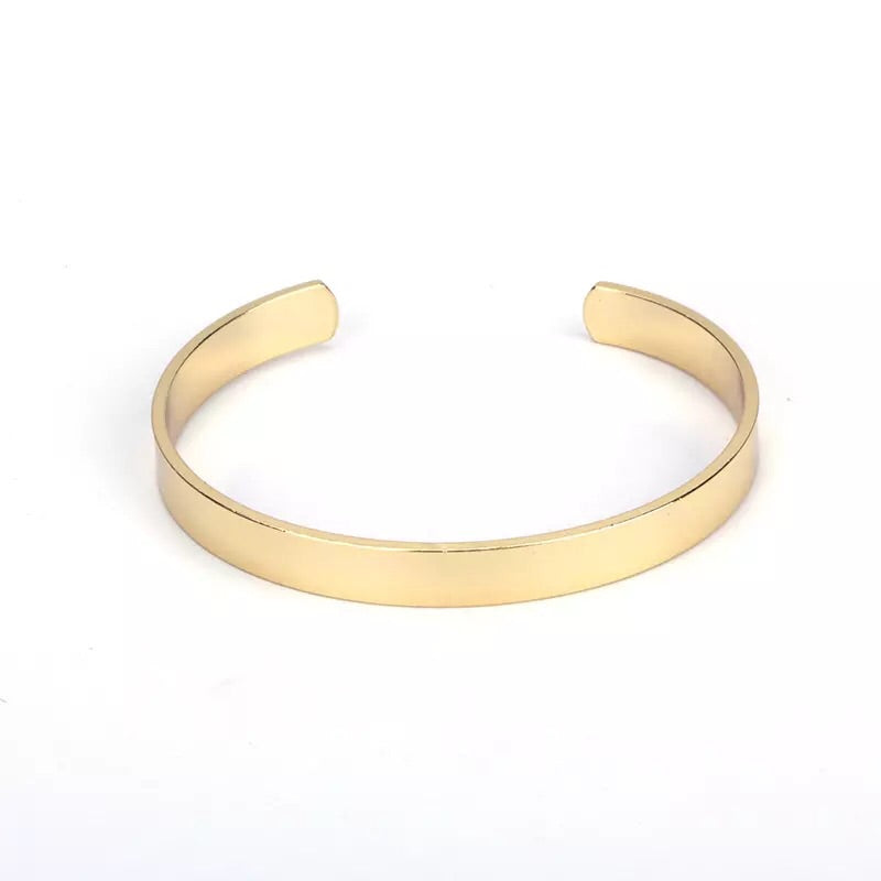 Nancy Gold Cuff