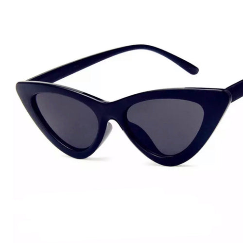 Perry Black Frame Sunglasses