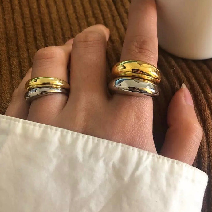 Tia Stacking Rings
