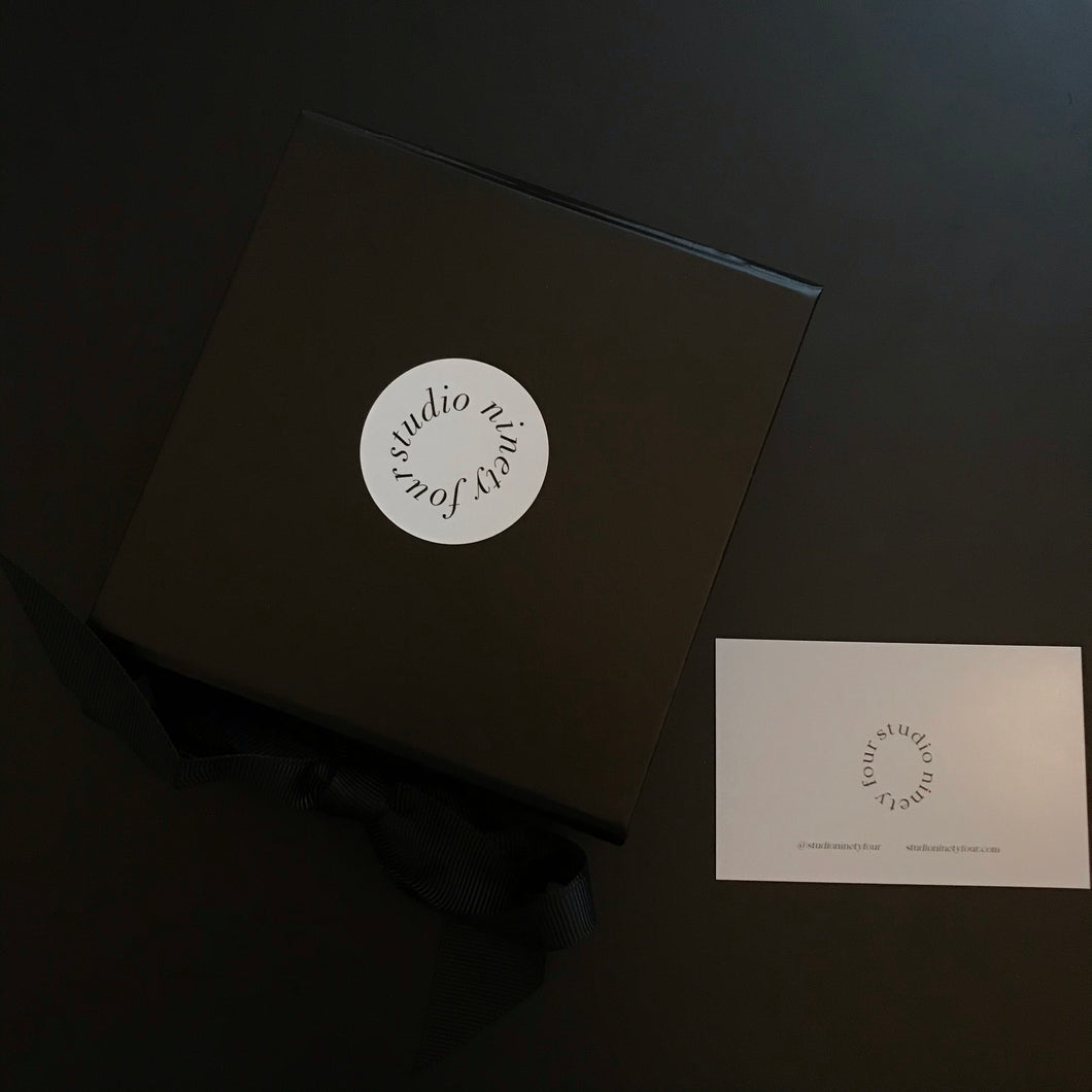 Giftbox Packaging - Jewellery