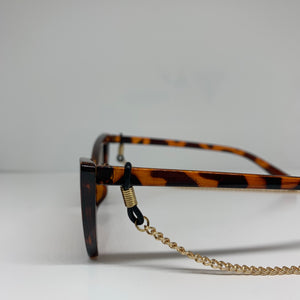 Rudy Gold Eye Chain