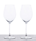 Bordeaux Wine Glasses - Set of 2