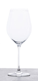 Bordeaux Wine Glasses - Set of 4