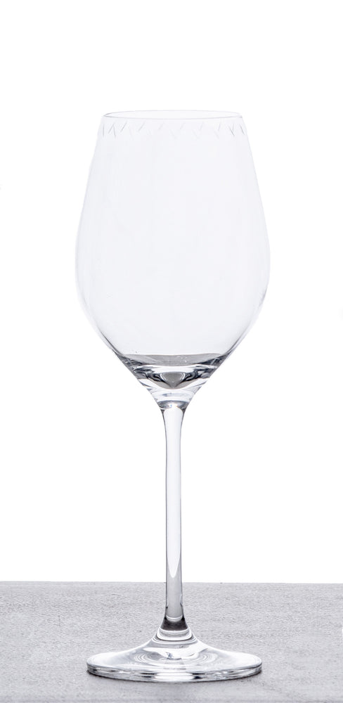 Set of 4 Riesling Wine Glasses