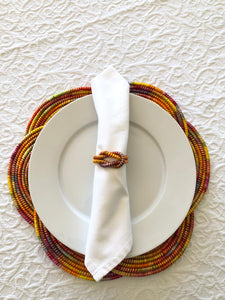 Open Knot Napkin ring