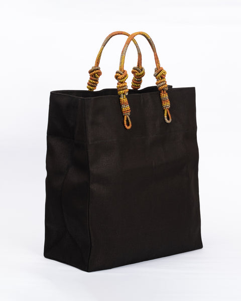 3 Knot Market Tote- Mutli color combination