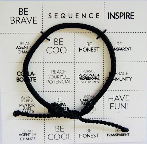 Sequence Values Bracelet