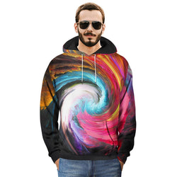 Vortex Printed Hoodies & Sweatshirts - Aptro