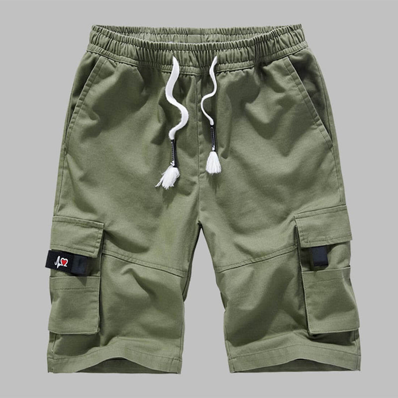 Aptro Men's Outdoor Cargo Shorts