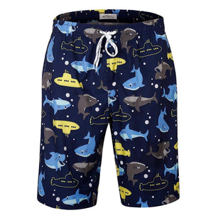 70be6e0323d Men's Swim Trunks Quick Dry Bathing Suits Beach Holiday Party Shorts - Aptro  Fashion
