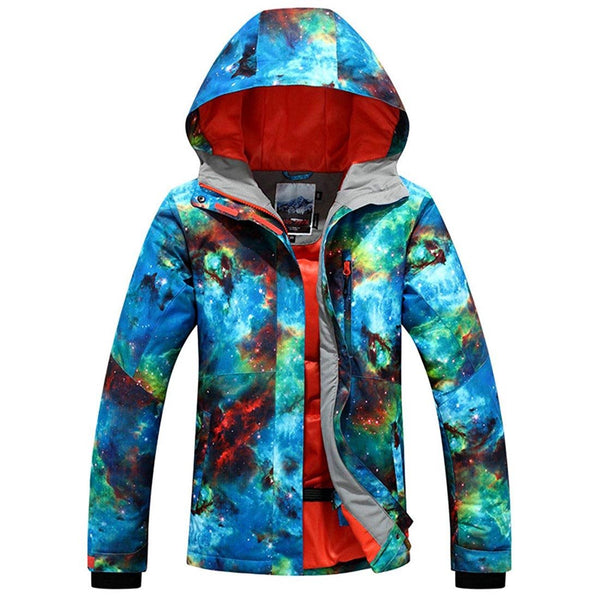 Women's High-Tech Ski Jacket Windproof Breathable Outdoor Jacket - Aptro