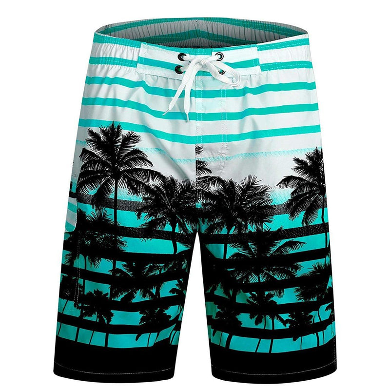 APTRO Mens Quick Dry Swim Trunks with Pockets Swimwear Beach Board Shorts