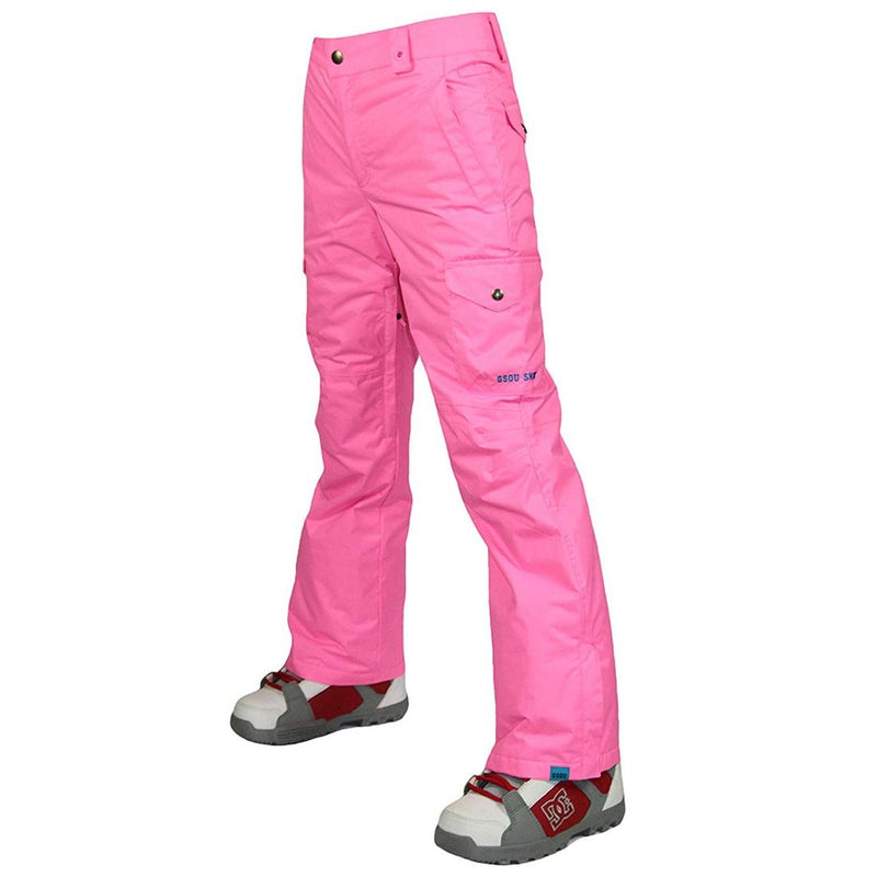 Women's High-Tech Insulated Snow Pants Waterproof Breathable Ski Pants - Aptro