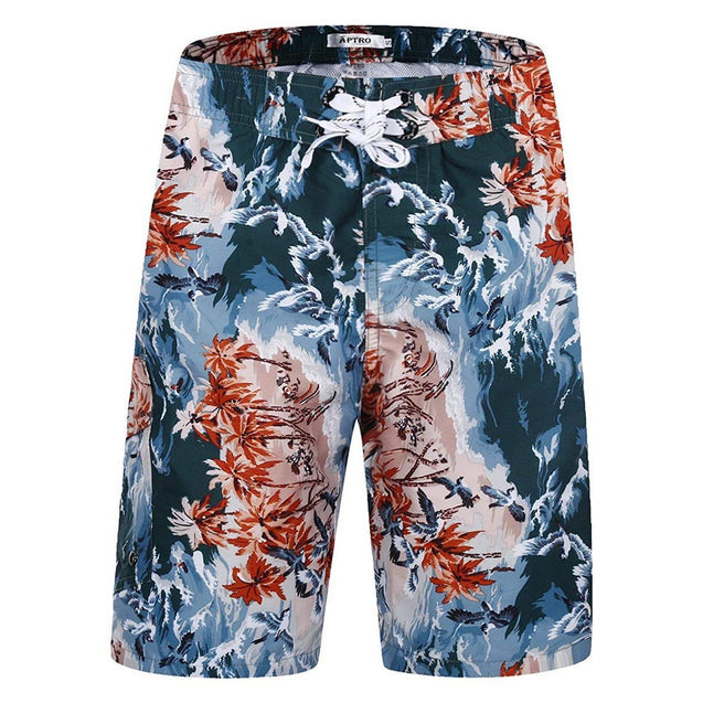 Men's Swim Trunks Quick Dry Bathing Suits Beach Holiday Party Shorts