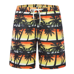 Aptro Men's Swim Trunks Sunset - Aptro
