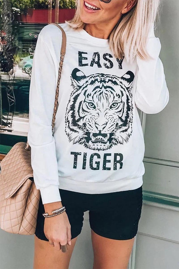 Aptro Easy Tiger Sweatshirt
