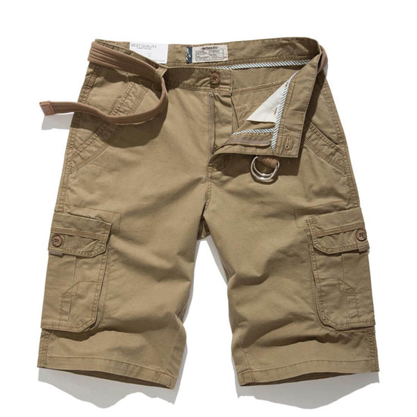 Aptro Men's Casual Cargo Shorts