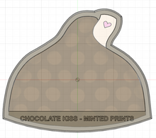 Load image into Gallery viewer, Chocolate Kiss Cookie Cutter