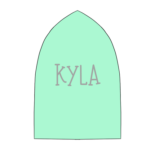 Kyla Plaque Cookie Cutter