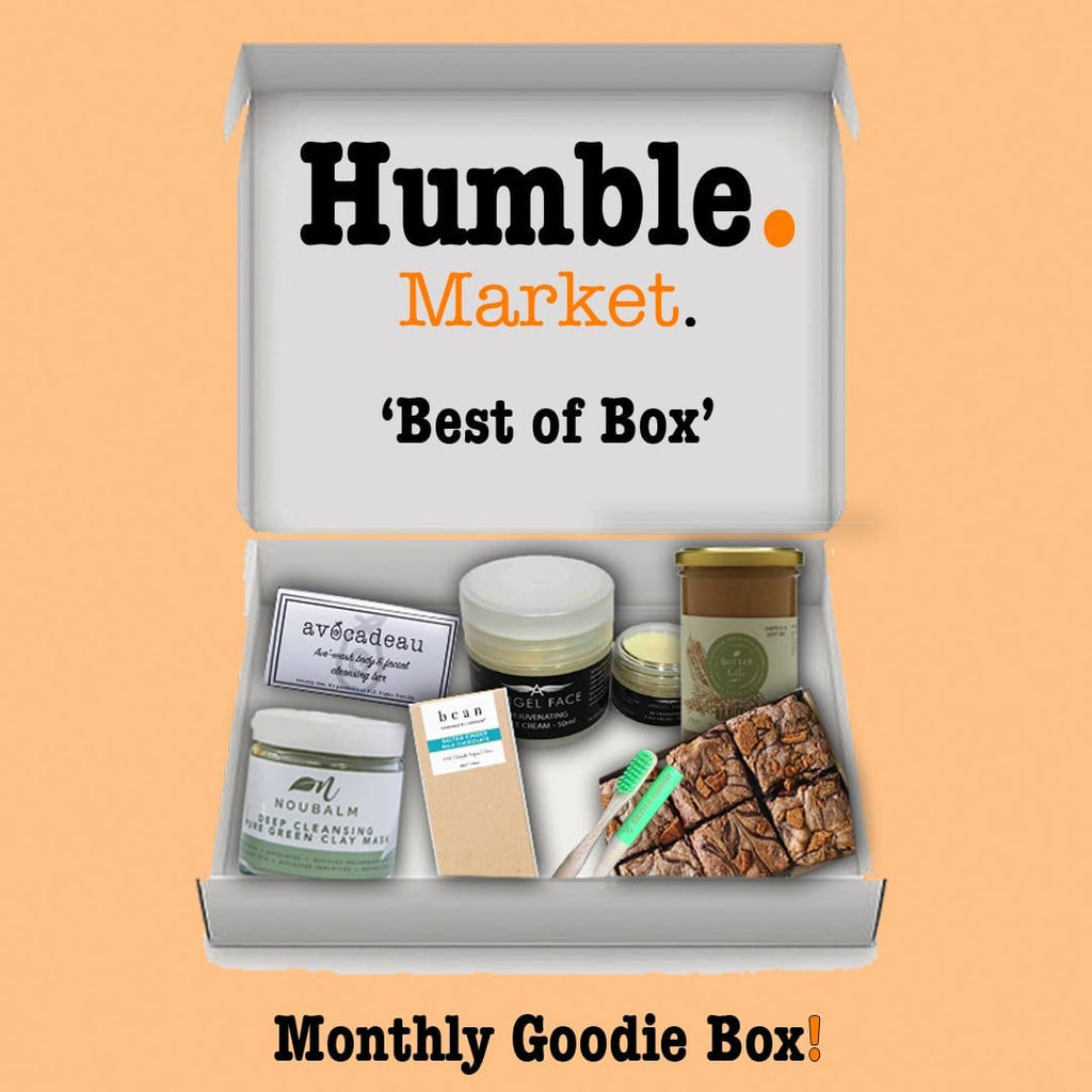 Humble Market Best of Box Review!