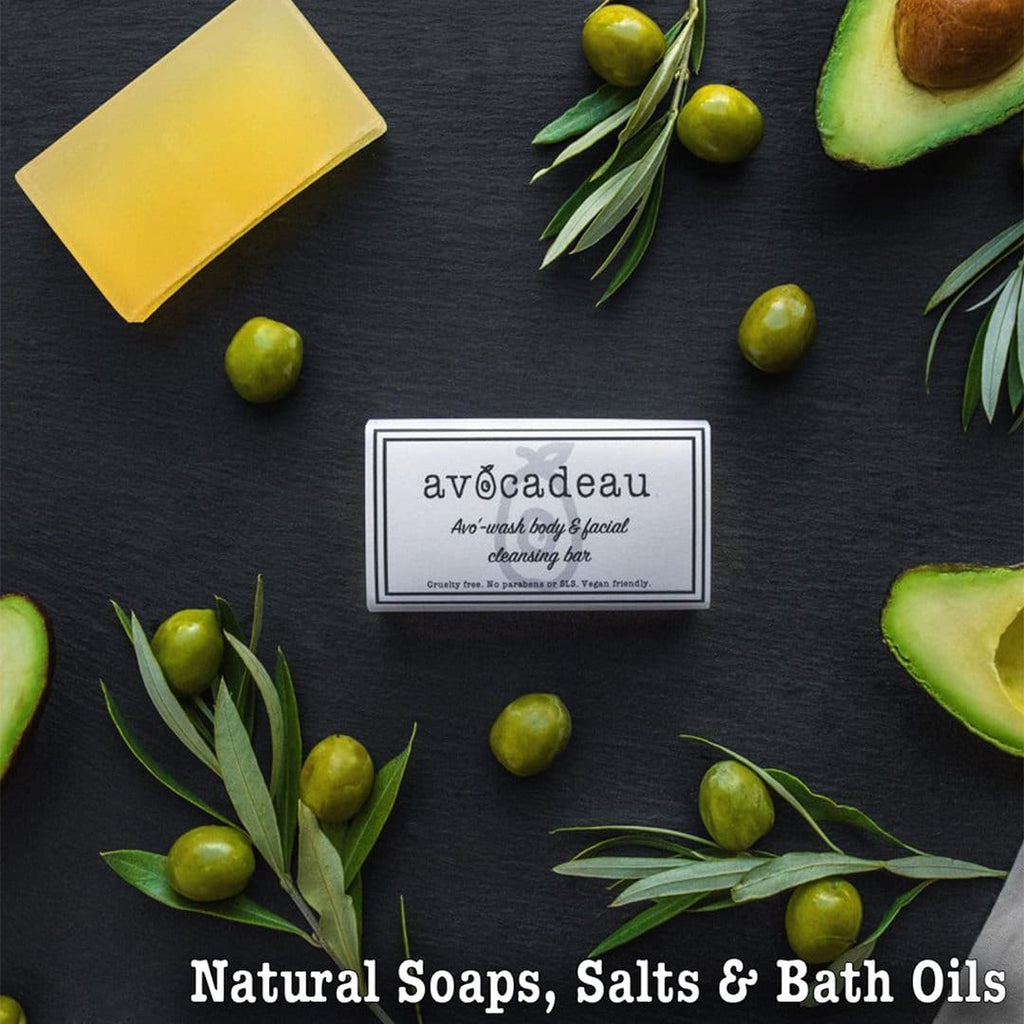 Humble Market Natural Soap and bath oils