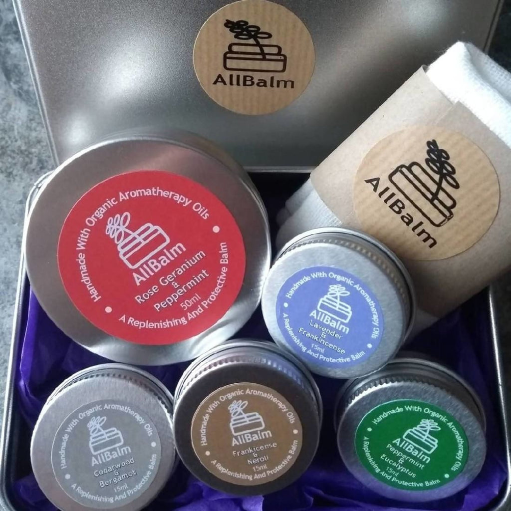 AllBalm Gift Sets - Gift Set A Skin Balm | Humble Market