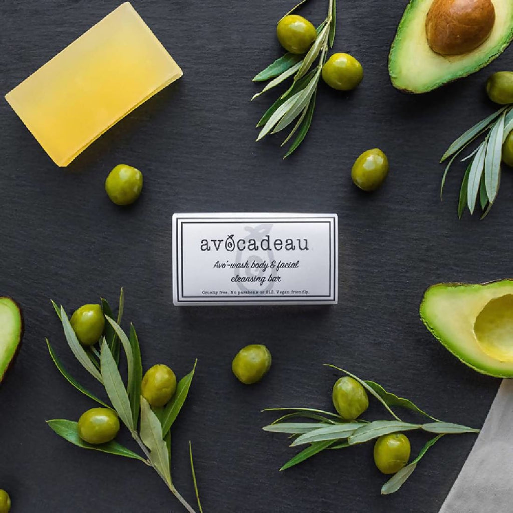 Avo-wash body and facial cleansing bar - Cleansing bar | Humble Market