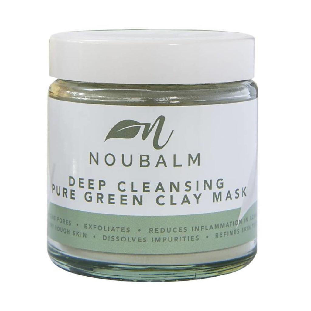 Deep Cleansing Pure Green Clay Mask - Skin | Humble Market
