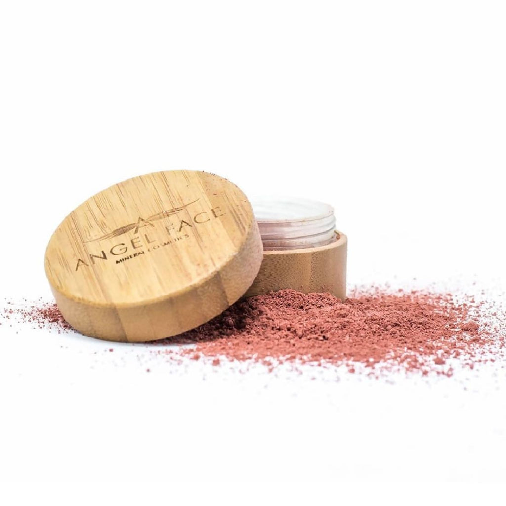 Mineral Blusher peach/pink 4g - Peach Mineral Cosmetics | Humble Market