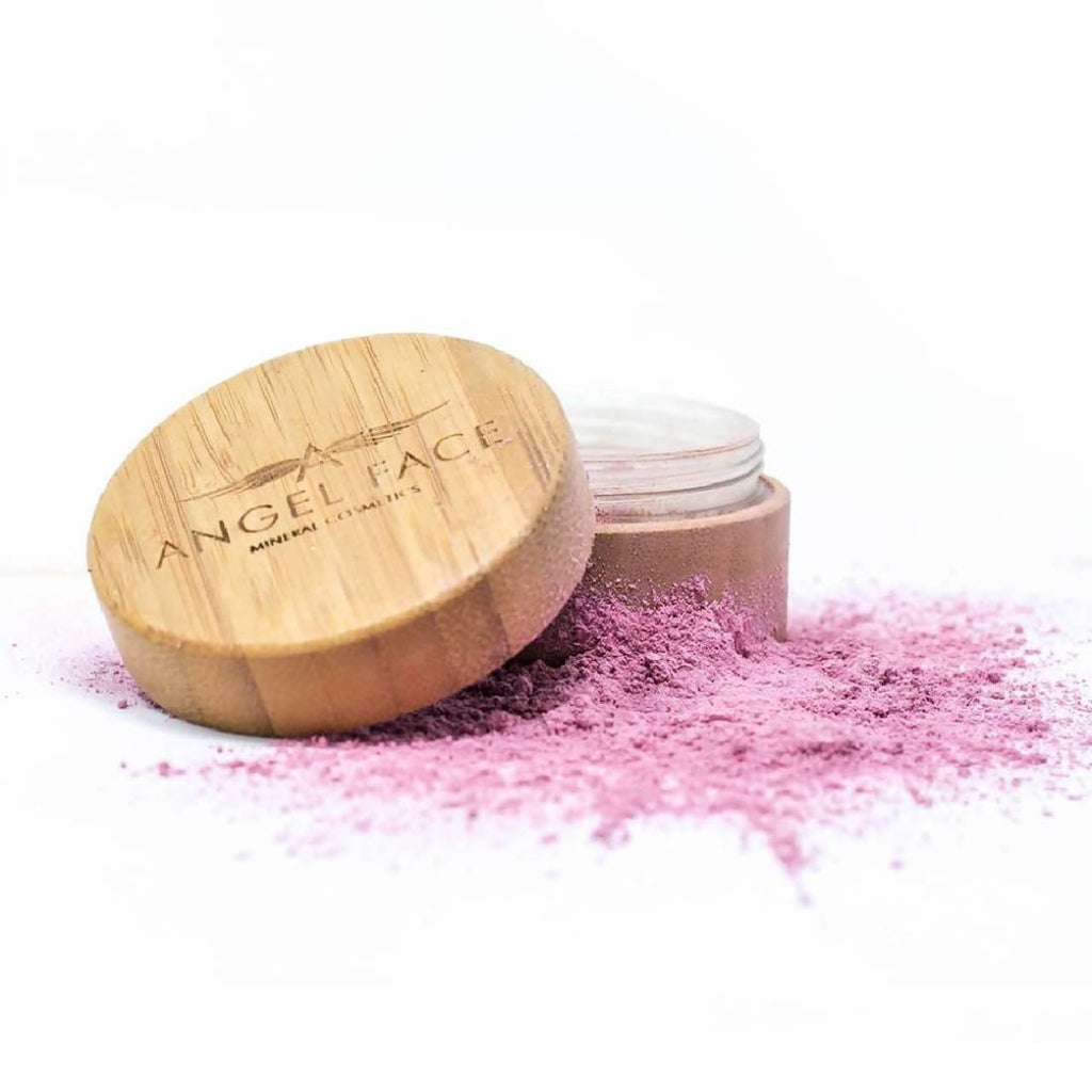 Mineral Blusher peach/pink 4g - Pink Mineral Cosmetics | Humble Market