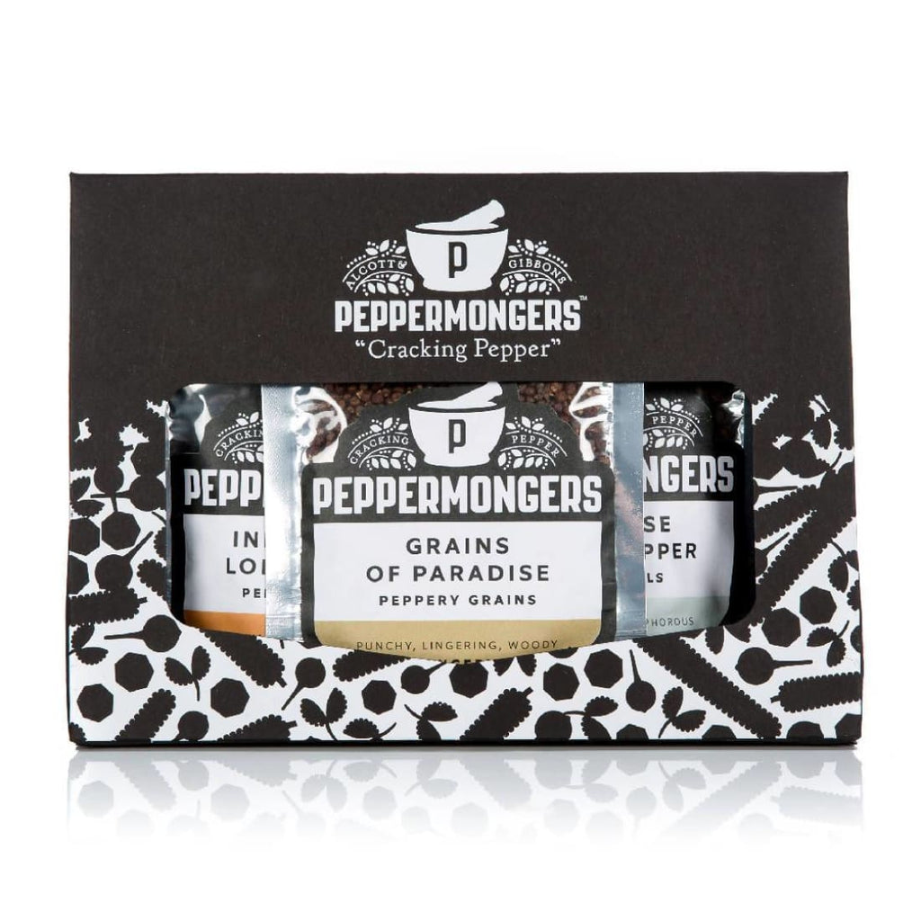 Peppermongers Exotic Gift Pack - Pepper | Humble Market