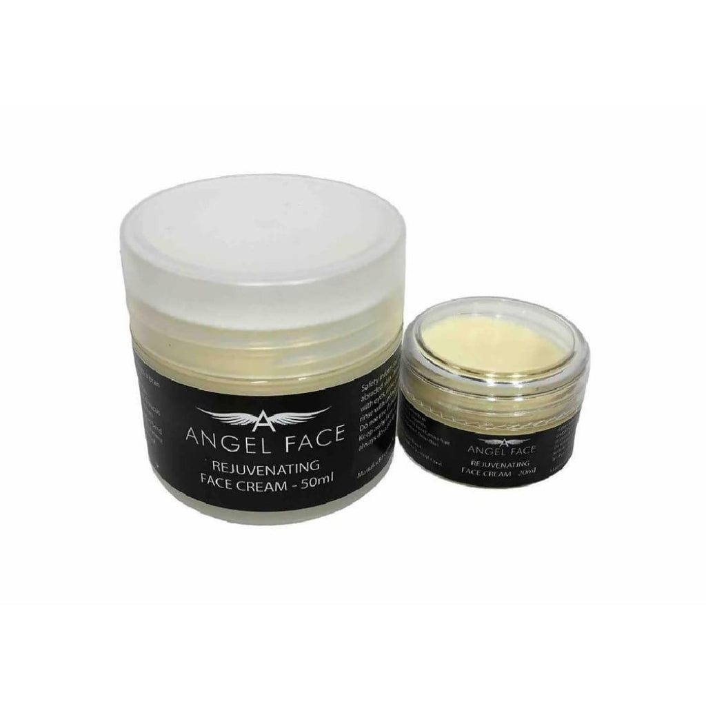 Rejuvenating Face Cream 20ml Sample - Natural Face cream | Humble Market