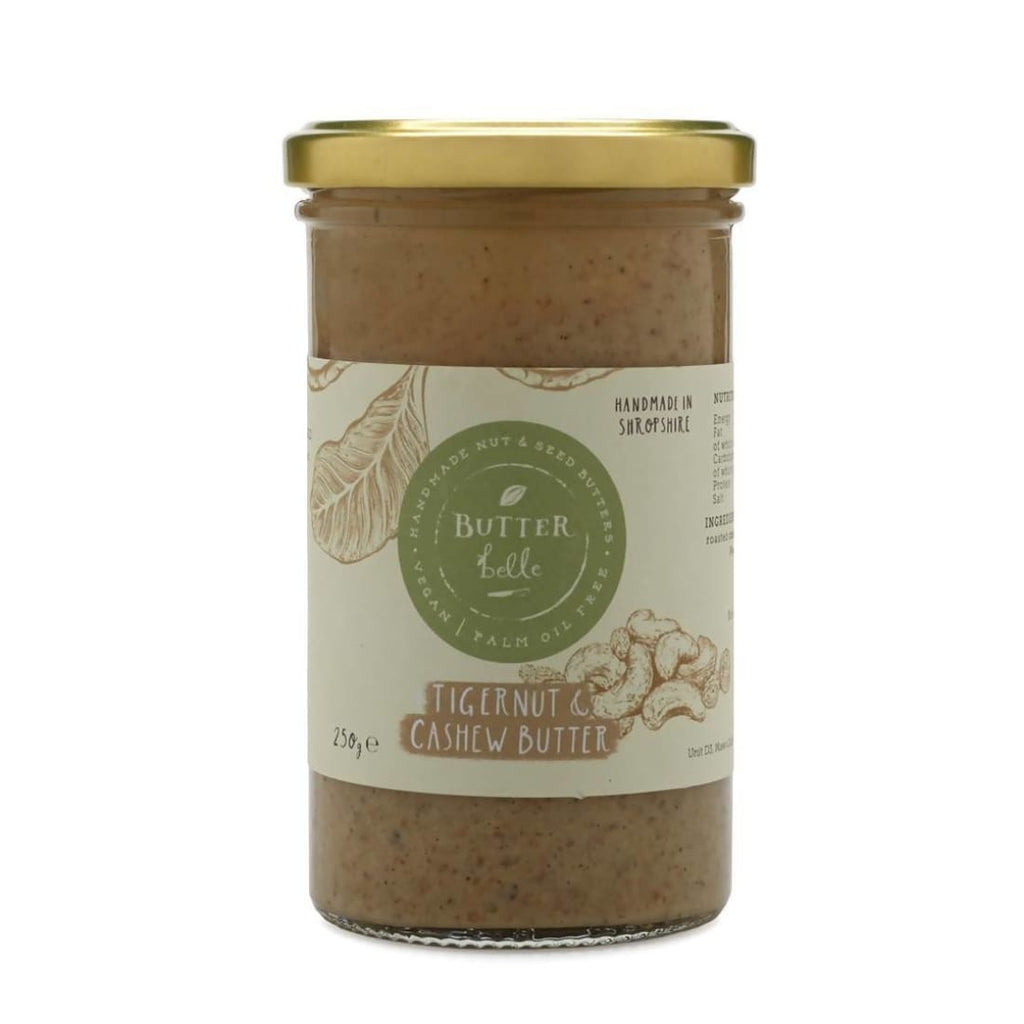 Tigernut and Cashew Butter - Butter | Humble Market