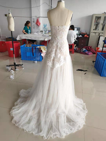 wedding dress by promfast official