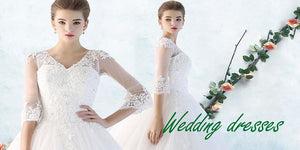 2019 Wedding Dresses By Promfast.com