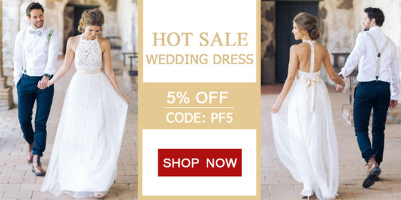 New wedding dresses online by promfast.com