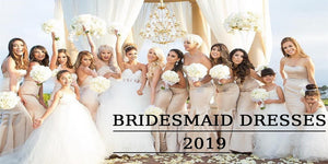 2019 Bridesmaid Dresses By Promfast.com