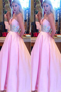 Girly Sweetheart High Low Beading A-line Quinceanera Dresses Prom Dresses PFP1123