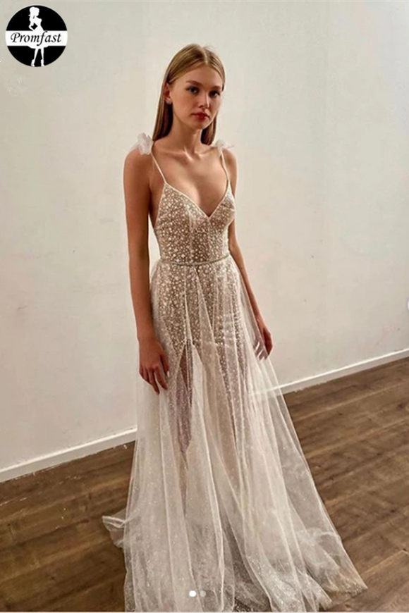 Promfast New 2021 wedding Dresses, berta bride dress online for sale PFW0483