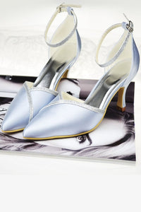 Charming Elegant Comfy Handmade Close Toe Women Shoes PFWS0018